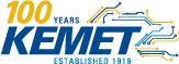 Kemet 100 year logo