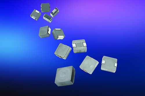 Vishay Short Lead Time IHLP Inductors