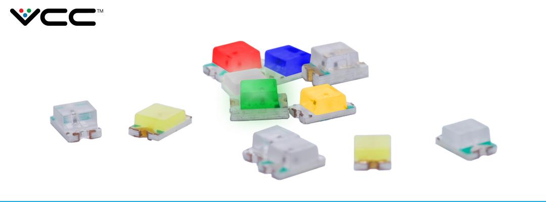VCC SMD LEDs