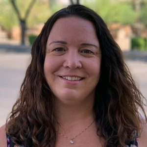 Megan Downie, Spirit Senior Account Manager
