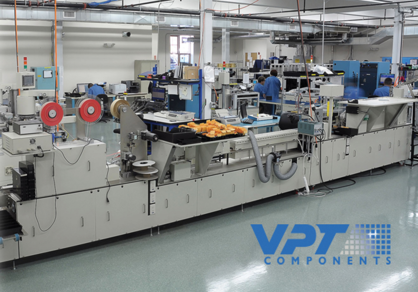 VPT components authorized distributor
