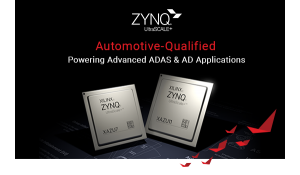 World's Highest Performance Automotive-Qualified Adaptive Devices