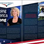 Keeping America Strong article in Business in Focus magazine