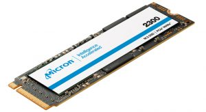 Micron 2300 & 2210 QLC NVMe SSDs Now Available