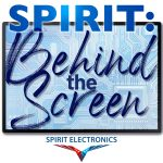 Spirit: Behind the Screen Podcast