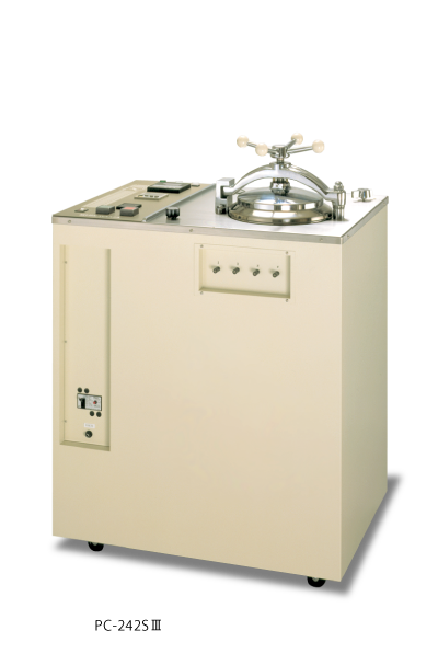 Saturated Pressure Cooker Test Chamber (PCT chamber)