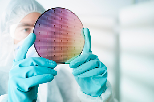 Silicon wafer and die sales