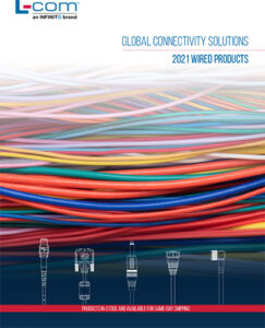 L-com Wire Products brochure 2021