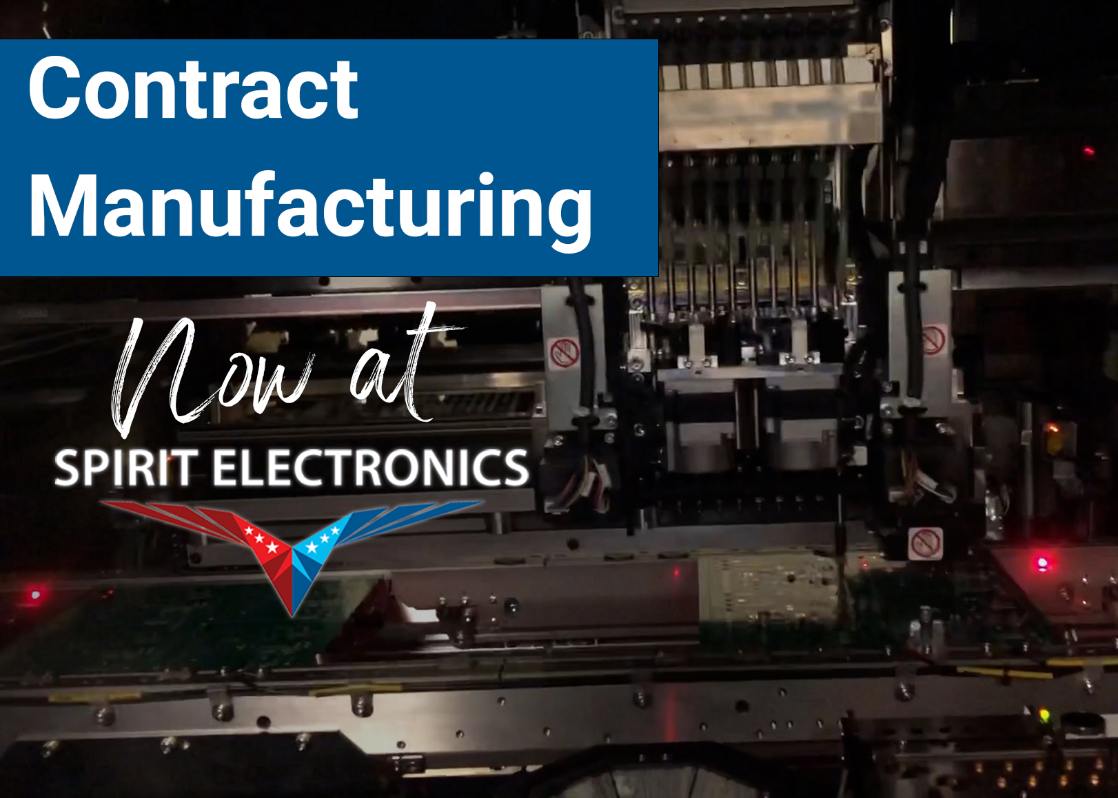 Board Assembly Contract Manufacturing Featured News Pick and Place