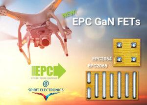 EPC new GaN FET EPC2065 EPC2054 post