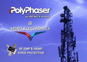PolyPhaser RF Surge Protection HEMP EMP