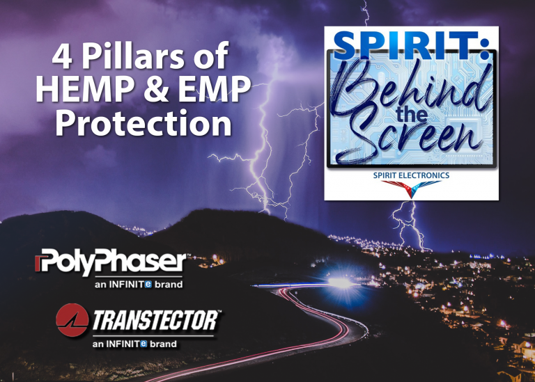 4 Pillars of HEMP EMP Protection Transtector PolyPhaser Podcast Part 1 Post